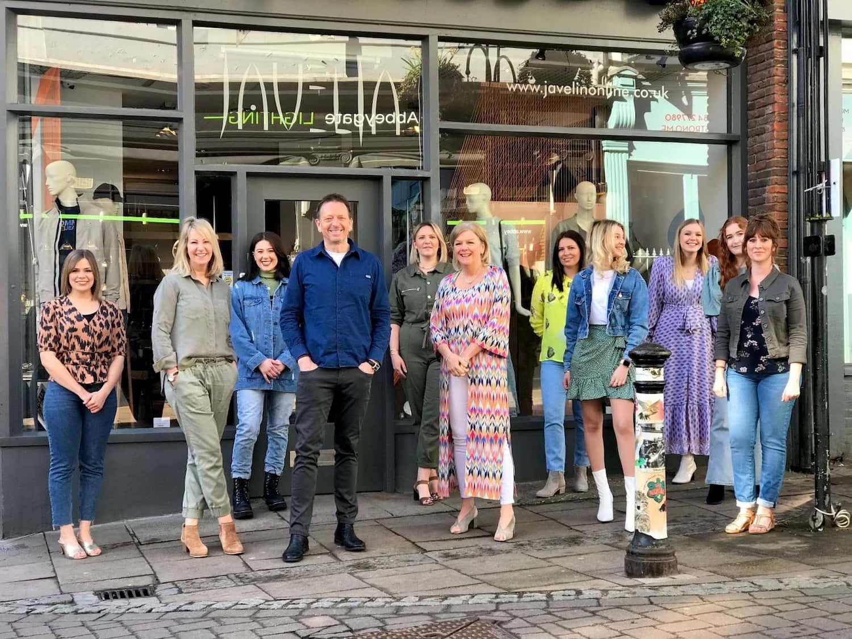 Javelin Retail in Bury St Edmunds