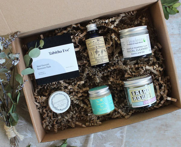An eco gift box from Authentic House