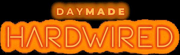 Hardwired Raffle logo