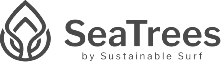 SeaTrees by Sustainable Surf logo